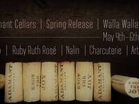 Spring Release Weekend @ Adamant Cellars