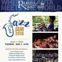 Rialto Jazz for Kids Jazz Jam