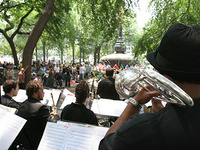 Jazz In The Square Concert Series
