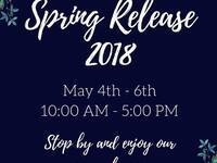 Spring Release Weekend @ Reininger Winery
