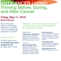 Anticancer Living: Thriving Before, During, and After Cancer