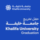 Khalifa University graduation ceremony
