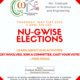 GWISE Elections on 5/31 - Get involved / Cast your vote!
