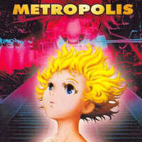 Anime Club Movie: Metropolis