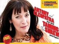 Chesapeake Shakespeare Company in the Ruins presents Antony & Cleopatra