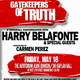 Gatekeepers of Truth: A Townhall Event with Harry Belafonte