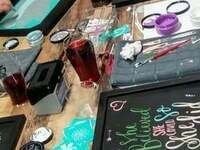 Chalksuey Sip N Chalk @ Blue Mountain Cider Company