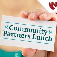 Community Partners Lunch and Membership Fair
