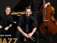 Luke Irvine Jazz Trio - live concert @ Walla Walla University