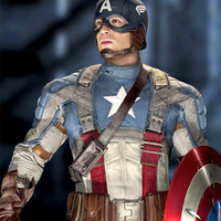 Saturday at the Cinema: Captain America, The First Avenger