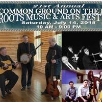 21st Common Ground on the Hill Roots Music & Arts Festival