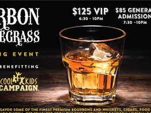 Bourbon & Bluegrass to benefit Cool Kids Campaign