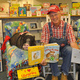 Farmer Minor and Daisy the Reading Pig - St. Albans Branch Library