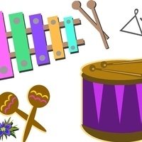Musical Instrument Petting Zoo - Sissonville Branch Library