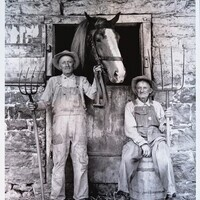 """Exhibit: """"Master Black-and-White Photographer A. Aubrey Bodine: Western Maryland Images From the 1940s-1960s"""""""