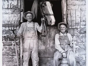 "Exhibit: ""Master Black-and-White Photographer A. Aubrey Bodine: Western Maryland Images From the 1940s-1960s"""