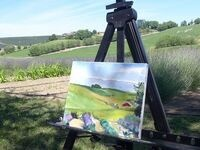 Bonnie Griffith's Pastel Bootcamp @ Carnegie Picture Lab