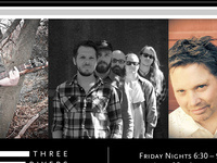 Three Rivers Summer Concert Series: 2% - live concert @ Three Rivers Winery
