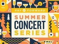Pay It Forward Summer Concert Series Featuring Whiskey Creek - live music @ Waterbrook Winery