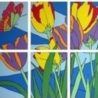 Help Paint a Tulip Picture for the Hospital