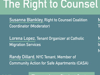 The Right to Counsel in New York City