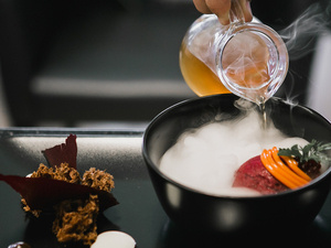 Join Mixolo Solos for a Molecular Gastronomy Cooking Class