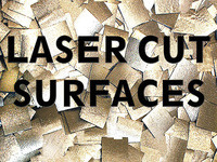 Laser Cut Surfaces for Fashion Design