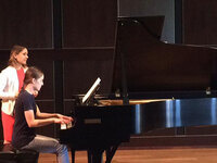 TU Academy for Pianists and Composition Seminar Final Concert