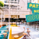 Patio Grand Opening Party