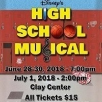 High School Musical presented by Children's Theatre of Charleston