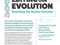 Editing our Evolution Public Forum - Open to All