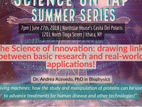 "Science on Tap Summer Series: ""The Science of Innovation!"""