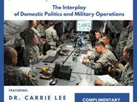 The Interplay of Domestic Politics and Military Operations, June Members Forum