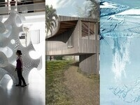 The Architectural League Prize: Marc Fornes; Luis Callejas; Bryan Young