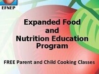 Free Parent and Child Cooking Classes!
