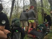 Fall Break Backpacking Trip