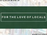 For the Love of Locals Downtown Shopping Event @ Downtown Walla Walla