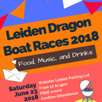 Leiden Dragon Boat Races