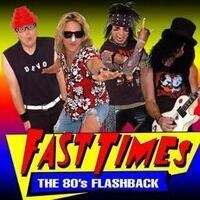 Halloween Dance Party with Fast Times: 80s Flashback