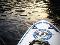 Goose Creek Stand Up Paddle Board