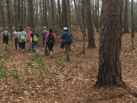 Medoc Mountain Day Hike