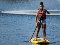 Stand Up Paddle Board at North Recreation Complex