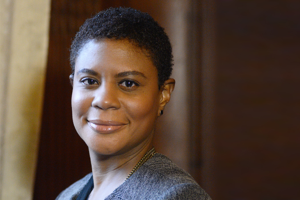 """Alondra Nelson, """"Moral Institutions and Racial Reconciliation After the Genome"""""""