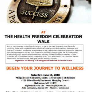 Health Freedom Celebration Walk