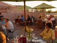 2018 Evening on The Terrace Dinner II @ The Marcus Whitman Hotel