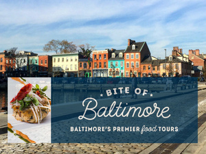 "Take a ""Bite of Baltimore"" with us"