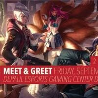 DPU LoL Meet & Greet
