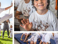 Kids Capoeira (Ages 2 to 12)
