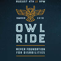 Meyer Foundation for Disabilities 2018 Owl Ride