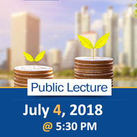 """Public Lecture: """"The Role of the Banking Sector in National Development: The Case of Africa and Asia"""""""